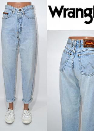 Джинсы момы бойфренды высокая посадка ,мом, mom джинсы wrangler.