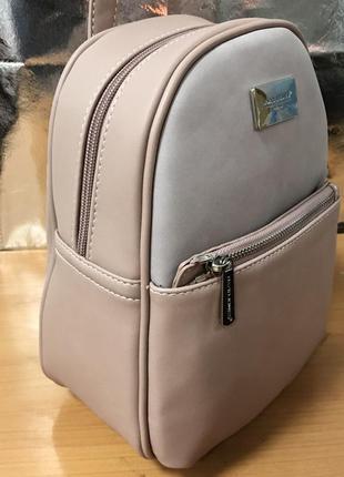 Рюкзак d. jones 5732-3 pink (розовый) (4 цвета)