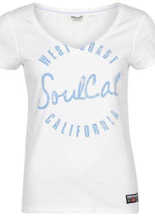Новая(с этикеткой) стильная футболка с надписью, размер m
