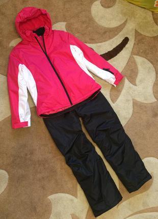 Новый лыжный костюм