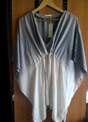 Супер женское летне кимоно пончо pieces
