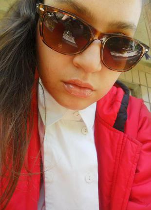Стильные квадратные ретро очки. тигровые насыщенные очки в стиле ретро