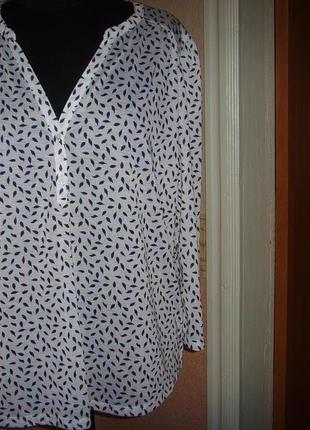 Блуза жен. р. 50. h&m.