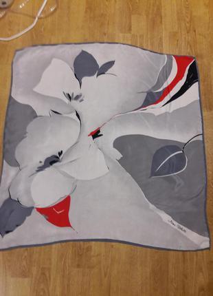 Шелковый платок nina belotti.