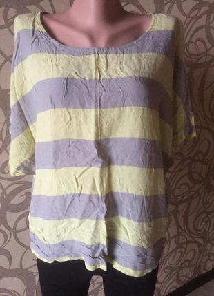 Распродажа!!! полосатая блуза only