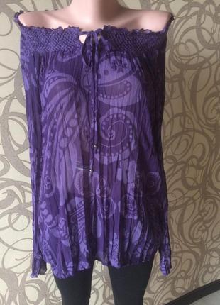 Распродажа!!! красивая блуза esprit