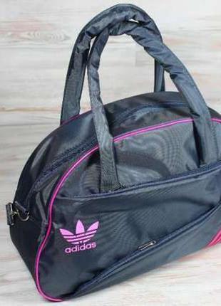 Поделиться:  женская спортивная сумка adidas
