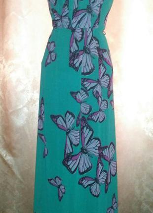 Летнее шифоновое платье jane norman