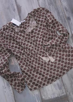Распродажа !  фирменная блуза