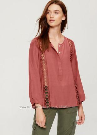 Шикарнейшая блузка loft америка