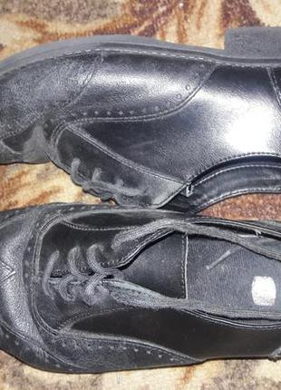 Туфли танцевальные 32 размер кожа