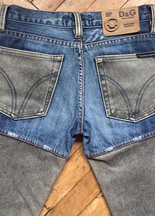 Эксклюзивные джинсы dolce & gabbana (оригинал)