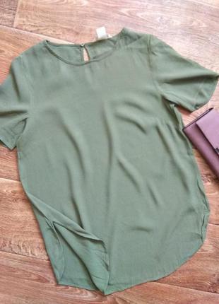 Хорошенькая блузочка от h&m.