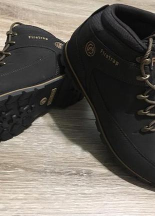 Мужские демисезонные ботинки firetrap (aнглия)