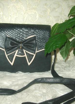 Красивая сумочка ,сумка с длинной ручкой