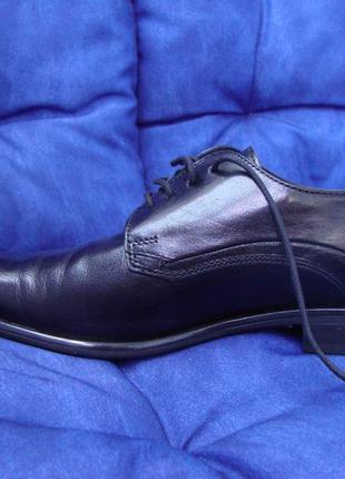 Мужские кожаные туфли классика