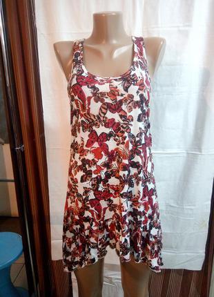 Туника, короткое платье