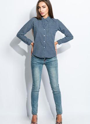 Джинсы женские светлые 923k001
