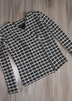 Трикотажная кофта ( пиджак) размер eur 34/ 36