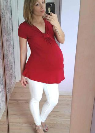 Футболка блуза для беременных