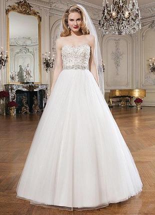 Свадебное платье justin alexander - 8724