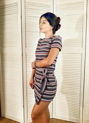 #юбка #топ #футболка #костюм #комплект