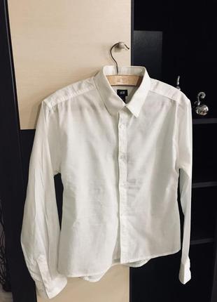 Базовая рубашка с длинными рукавами.