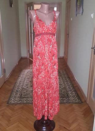 Длинное платье в пол макси mexx