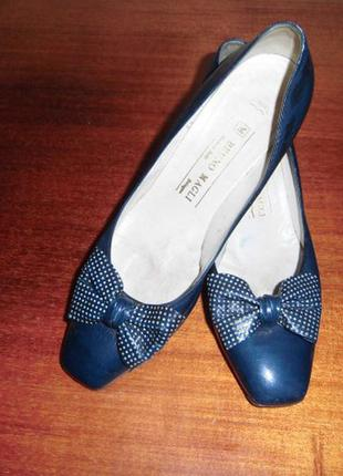 Миленькие туфли.