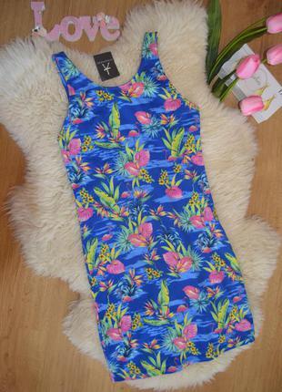 Новое летнее платье-майка atmosphere
