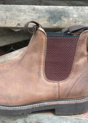 Продам ботинки туфли броги челси 42,5р