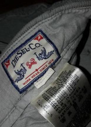 Джинсы штаны diesel