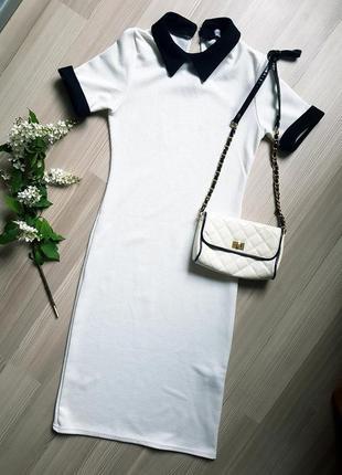 Платье из неопрена облегающее класиическое вечернее