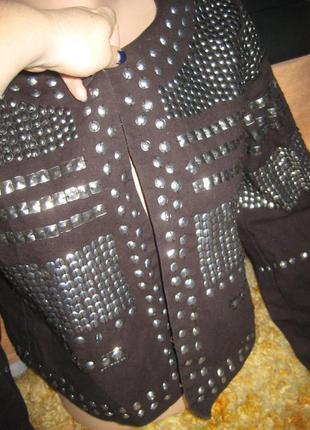 Стильный пиджак жакет блейзер от atmosphere на наш 48-50 размер