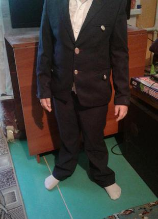 Школьная форма -  костюм четверка 122-128 рост