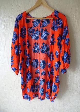 Кардиган, кофта, блуза papaya, розмір піде на l.