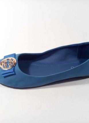 Балетки туфли лодочки р 40  новые