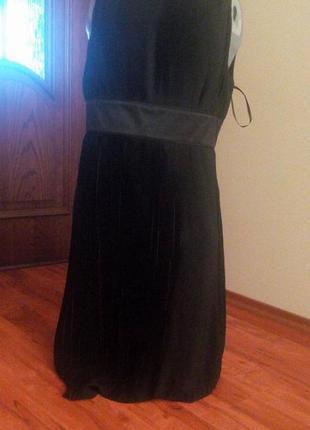 Большой размер.нарядное платье с открытой спиной!