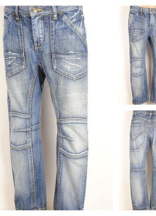 № 28/19  джинсы next для мальчика возраст 10 лет рост 140 см.