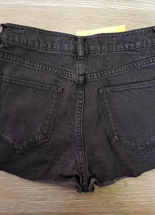 Джинсовые шорты4 фото