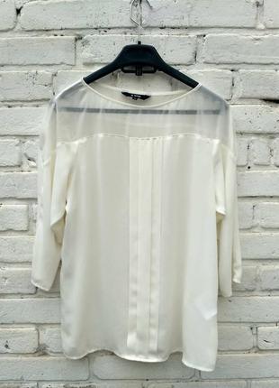 Шифонова блуза ostin
