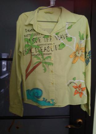 Молодежная рубашечка