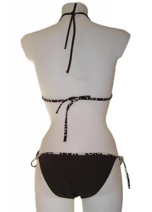 Paola marko раздельный купальник на завязках бикини4 фото