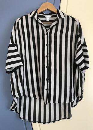 Oversize блуза suiteblanco