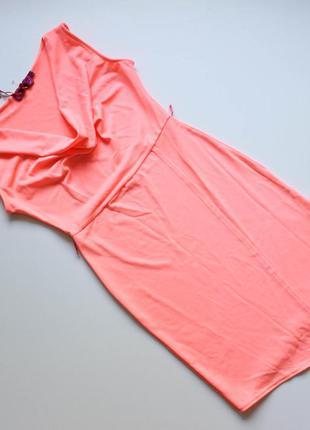 Красивое, яркое платье boohoo