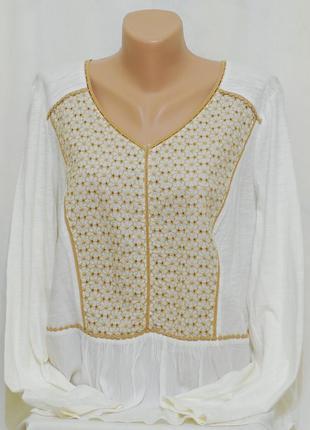 """Очень красивая блуза /кофточка """"tu"""""""