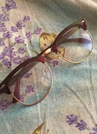 Іміджеві окуляри / имиджевые очки