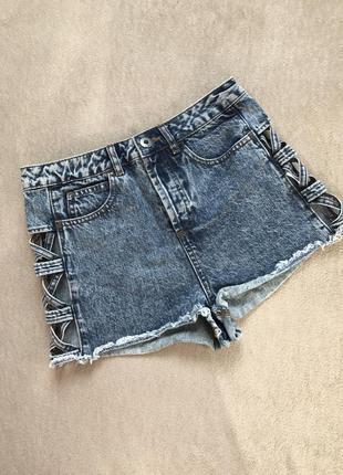 Крутые джинсовые шорты asos
