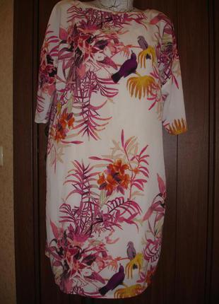 Фирменное george стильное платье на 50-52 размер идеал
