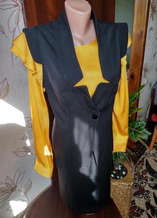 Стильный костюм для стильной и деловой леди